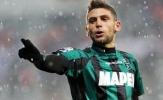 Siêu tiền đạo của Sassuolo khiến nước Ý bấn loạn