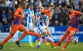 Man City, Leicester City áp đảo đội hình tệ nhất vòng 5 FA Cup