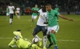 Chùm ảnh: Man Utd hạ gục St Etienne với tỉ số tối thiểu