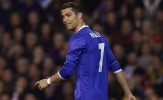 Thua đau Valencia, Ronaldo có hành động không ngờ
