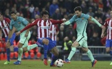 Lionel Messi: 'Hung thần' của Atletico Madrid