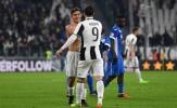 Chùm ảnh: Chật vật vượt ải Empoli, Juventus thảnh thơi chờ Roma