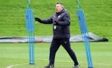 Chùm ảnh: Ranieri đi, nụ cười cũng không còn tại Leicester