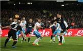 Đá hơn người, Napoli vẫn ôm hận trước Atalanta