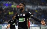 Liverpool phát cuồng vì tiền đạo Lyon, không phải Lacazette