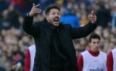 Diego Simeone tin Barca không xứng đáng thắng