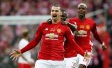 TRỰC TIẾP Man Utd 3-2 Southampton: Ibra bùng nổ (Kết thúc)