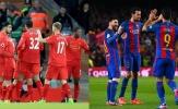 Top 5 CLB có hàng công khủng nhất châu Âu: Liverpool đứng đầu nước Anh, Barca chưa phải số 1