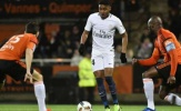 PSG nhọc nhằn đánh bại Lorient sau 'cơn ác mộng Barca'