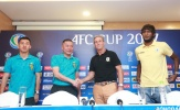 Đội bóng Singapore tự tin đánh bại nhà vô địch V-League tại Mỹ Đình