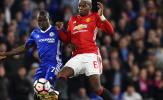 THỐNG KÊ: Pogba tệ hại đến mức nào trước Chelsea?