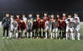 U17 HAGL Arsenal JMG tiếp tục tạo cú sốc trên đất Hàn Quốc