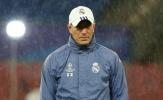 Zidane sợ chạm trán Leicester City