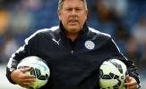 HLV Leicester nói không với bốc thăm Champions League
