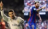Ronaldo sa sút nghiêm trọng ở Champions League mùa này