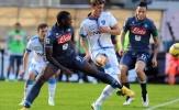 Hiệp 2 mơ ngủ, Napoli suýt trả giá trước Empoli