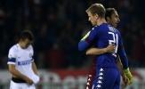 Joe Hart lập cú đúp sai lầm, biếu cho Inter 2 bàn