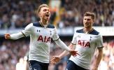 Chùm ảnh: Màn trình diễn của Tottenham trong ngày vắng Kane