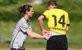 Swantje Thomssen - Nữ nhân viên xinh xắn của Dortmund