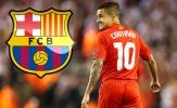 Barcelona tấn công Ngoại hạng Anh với 130 triệu bảng