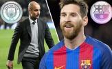 Phải chăng Man City của Pep chỉ cần thêm Messi là đủ?