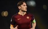 Francesco Totti tiếc nuối vì không được đá cặp cùng Ronaldo