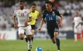 Hạ UAE, Nhật Bản khẳng định vị thế ở châu lục