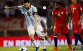 Màn trình diễn của Lionel Messi vs Chile