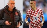 Mourinho tới Croatia, CHỐT tân binh mùa Hè