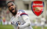 Arsenal chuẩn bị đón tiền đạo xuất sắc
