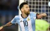 NÓNG: Chửi trọng tài, Messi bị CẤM 4 trận