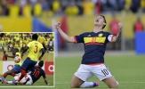 Chùm ảnh: James Rodriguez tỏa sáng, Colombia tiến gần vé World Cup