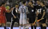 Gerard Pique tức giận khi Messi bị cấm 4 trận