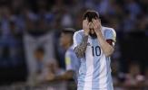Messi bất lực trước phán quyết của FIFA