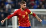 Ramos chế nhạo nhận xét của Pique