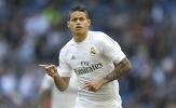 Điểm tin tối 30/03: James Rodriguez 'yêu' Bayern, Chelsea chiêu mộ sao Spurs