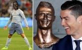 Nhà điêu khắc giải thích về bức tượng Ronaldo 'phiên bản lỗi'