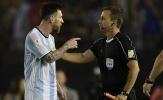 Trọng tài Anh: 'Án phạt Messi quá nặng và sai luật'