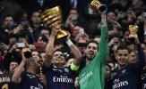 Vùi dập Monaco, PSG lên đỉnh Cúp Liên Đoàn lần thứ 4 liên tiếp