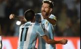 Di Maria: 'Tôi cũng mắng nhiếc trọng tài nhưng họ chỉ phạt Messi'