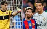 Ronaldo di chuyển nhiều hơn Messi 43.452 km