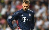 XÁC NHẬN: Bayern mất Neuer đến hết mùa