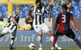 01h45 24/04, Juventus vs Genoa: Tiệc nhẹ tại Turin