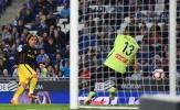 Atletico Madrid vượt khó trong ngày Griezmann cán mốc 100