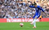 Mưa bàn thắng trong trận chiến giữa Chelsea và Tottenham