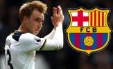 Tái thiết đội hình, Barca ve vãn sao Tottenham