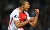 Falcao và Mbappe lại 'nổ súng', Monaco hạ gục Lyon