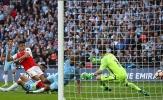 Guardiola: Trận thua Arsenal là bộ mặt của mùa giải