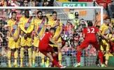 Liverpool 1-2 Crystal Palace (Vòng 34 - Ngoại hạng Anh)