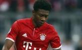 Mất nốt Alaba, Bayern tan hoang hàng thủ